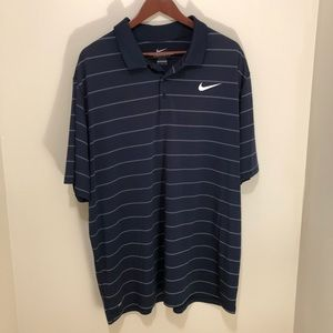 Mens Nike Dri-Fit Golf Polo